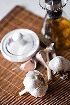Garlic Stock Photos - Image: 23743823