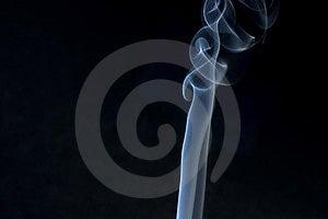 Incense Smoke Stock Photography - Image: 23763552