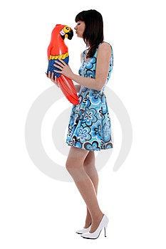 Woman Having Fun Stock Images - Image: 23765674
