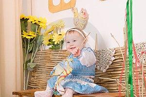 Children In Ukrainian National Costume Stock Photography - Image: 23769202