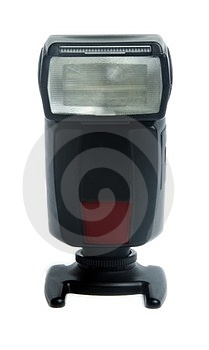 Camera Flash Royalty Free Stock Image - Image: 23780786