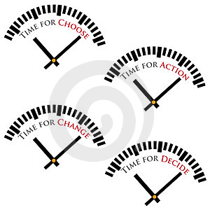 Set Of Time Concepts. Stock Image - Image: 23784491
