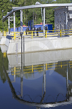 Hydro Power Plant Stock Photography - Image: 23793962
