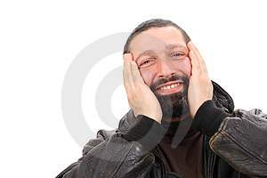 изумленный человек Стоковые Фотографии RF - изображение: 23799368
