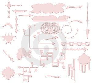 Contemporary Elements Stock Photos - Image: 2382953