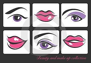 Beauty And Make Stock Photo - Image: 23825030