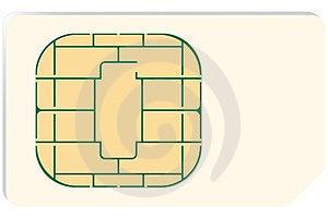 SIM Card Stock Photo - Image: 23832090