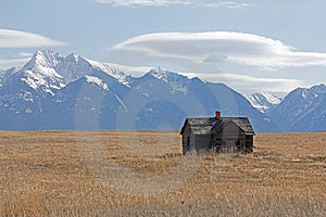 Once Upon A Time On The Prairie Royalty Free Stock Image - Image: 23842346