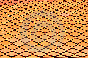 Tile Roof Stock Photography - Image: 23847062