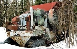 Old Machine Stock Image - Image: 23858481