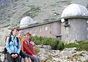 Family On A Trip Stock Photos - Image: 23859223