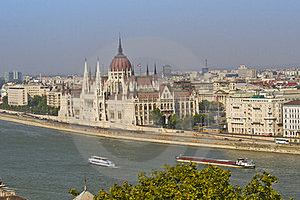 Parliament In Budapest, Hungary, Europe Stock Photography - Image: 23875152