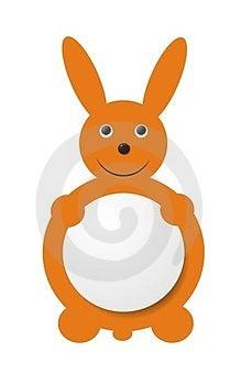 Price Tag Bunny Royalty Free Stock Photos - Image: 23877048