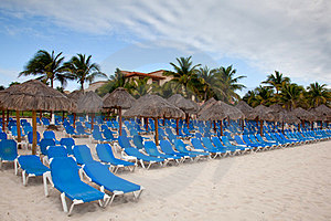 Tropical Beach Royalty Free Stock Images - Image: 23878219