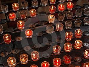 Candles Royalty Free Stock Images - Image: 23890299