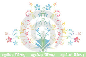 Spring Time Royalty Free Stock Photo - Image: 23895355