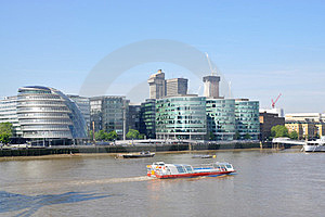 The River Thames In London Royalty Free Stock Photos - Image: 23899918