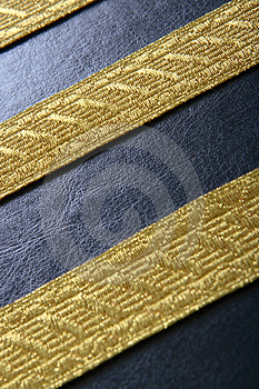 Cover With Ribbon Royalty Free Stock Photography - Image: 2397907