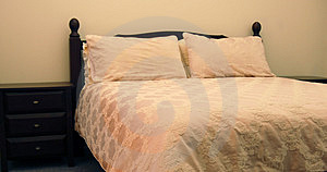 Bed room Free Stock Photography
