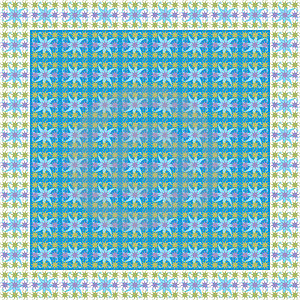 Turquoise Pattern Royalty Free Stock Images - Image: 23909609