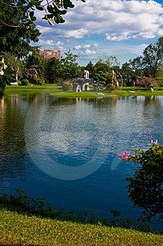 Het Park Van De De Jarensteen Van Milliom Royalty-vrije Stock Foto - Afbeelding: 23912645