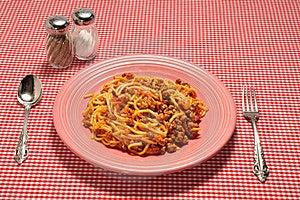 Spaghetti Royalty Free Stock Photography - Image: 23915607