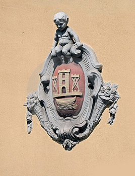 The Arms Of Klaipeda Stock Images - Image: 23923154