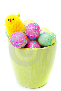 Easter Eggs Stock Images - Image: 23933404