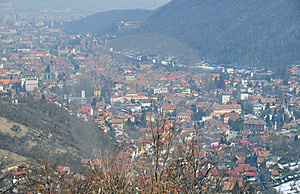 Brasov View Stock Photography - Image: 23938692