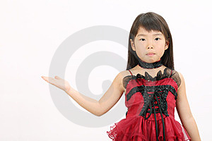 Little Asian Girl Royalty Free Stock Photos - Image: 23942468