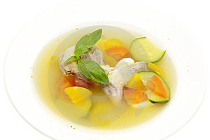 Broth Of Quails Stock Photography - Image: 23949592