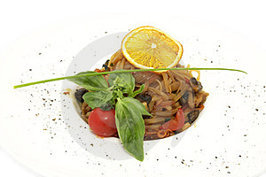 Rice Noodles Royalty Free Stock Photography - Image: 23960887
