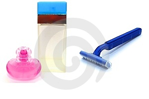 Shaving Set Royalty Free Stock Photos - Image: 23961528