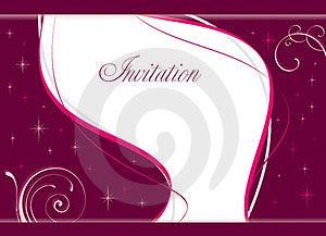 Wedding Invitation Royalty Free Stock Images - Image: 23995479