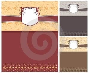 Vastgestelde Huwelijksuitnodiging Royalty-vrije Stock Afbeeldingen - Afbeelding: 23995489