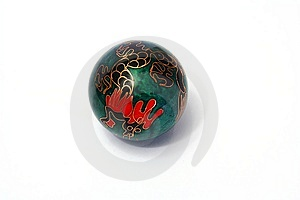 Chinese Ball Free Stock Photo
