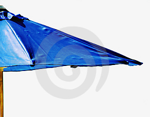Umbrella's Profile Free Stock Photo