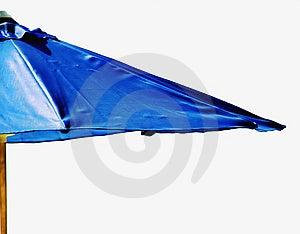 Umbrella's profile Royalty Free Stock Photo
