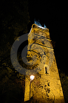 Stefan Cel Mare Tower Royalty Free Stock Image