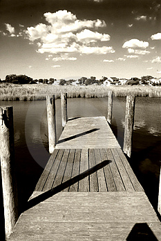 Boardwalk Free Stock Photography