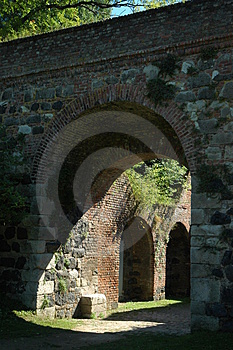 Arches And Niches Stock Image