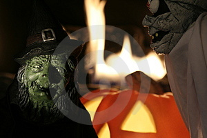 Halloween001 Stock Photography