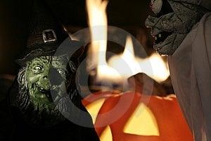 Halloween001 Stock Fotografie