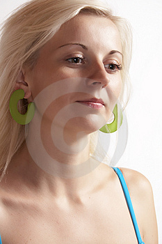 Beautiful Young Girl 3 Stock Photography