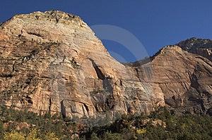 Canyon Walls Free Stock Photography