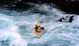 Kayak Free Stock Photography
