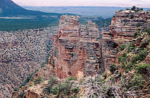 Grand Canyon_13 Stock Photography