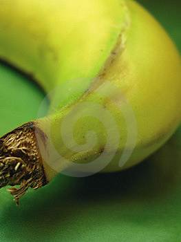 Banana1 Fotografia de Stock Royalty Free