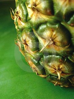 Ananas 3 Arkivfoto