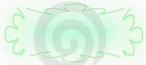 Motivo Verde. Fotografia Stock - Immagine: 2400640